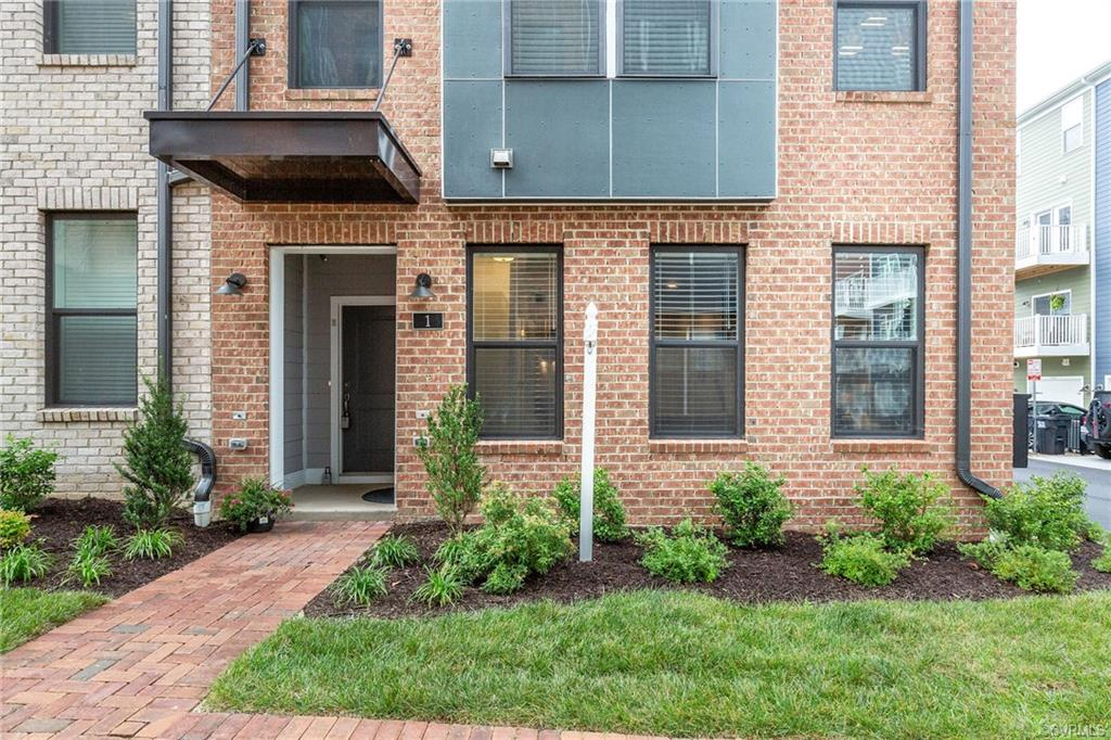 1 Flatwater Row A