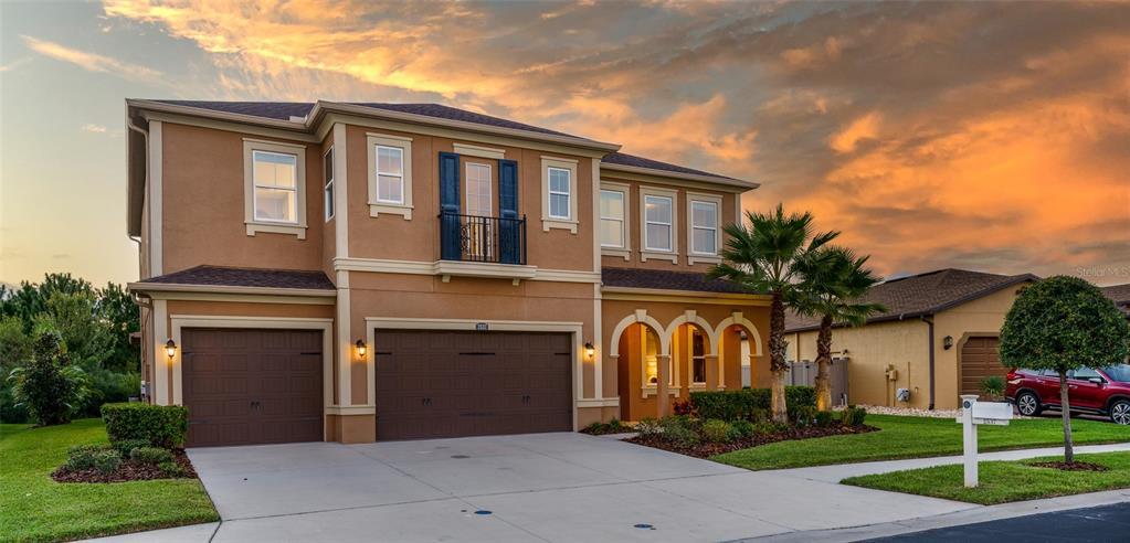 2537 Gwynhurst Boulevard, Wesley Chapel, FL 33543