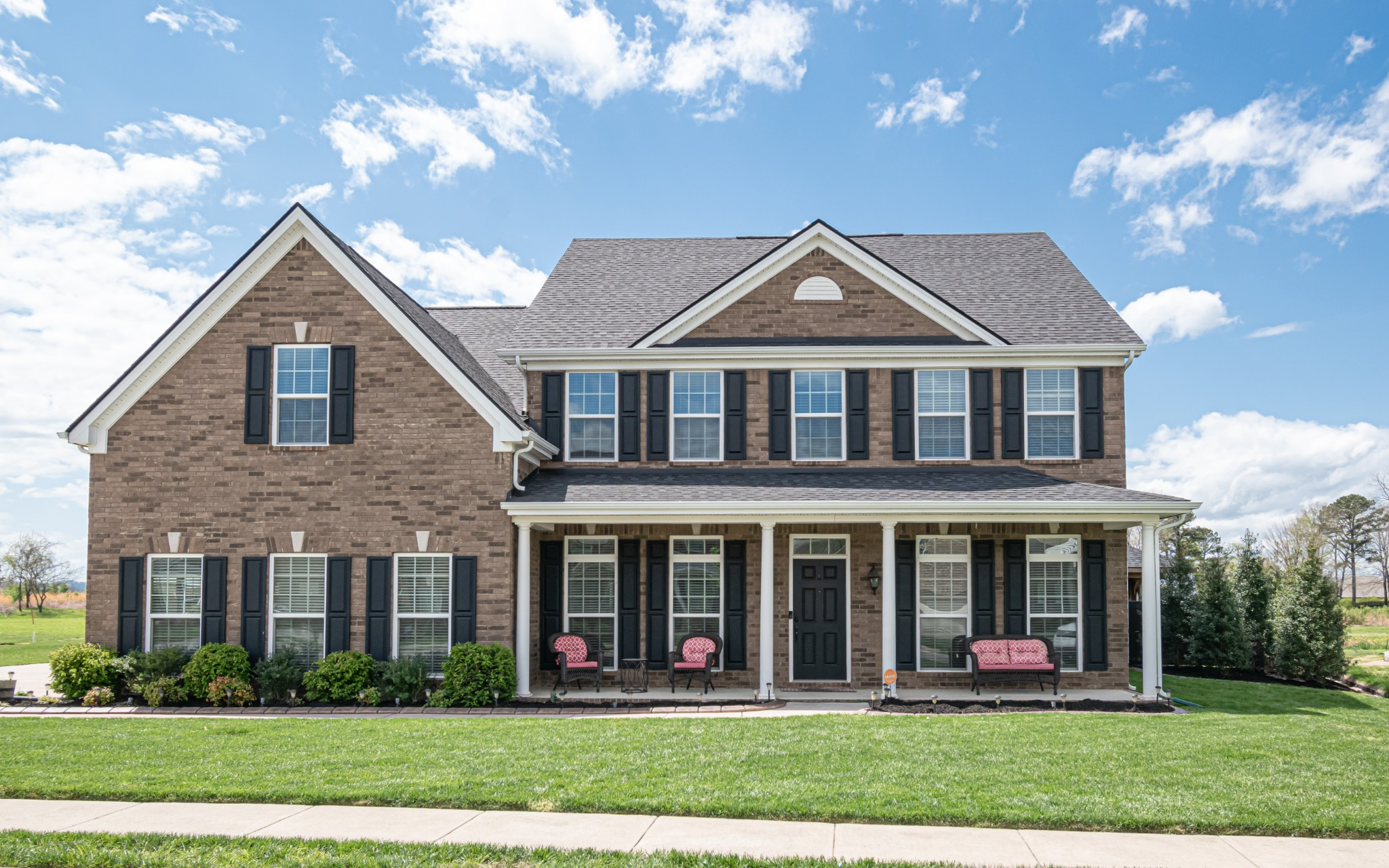 First time on the market.  Beautiful custom built home in Muirwood Subdivision.  All brick with wood floors and tile in wet areas.  Too many upgrades to list.  See the beauty of this home in person.  This house is a gem.  See below link for 3D walk through.