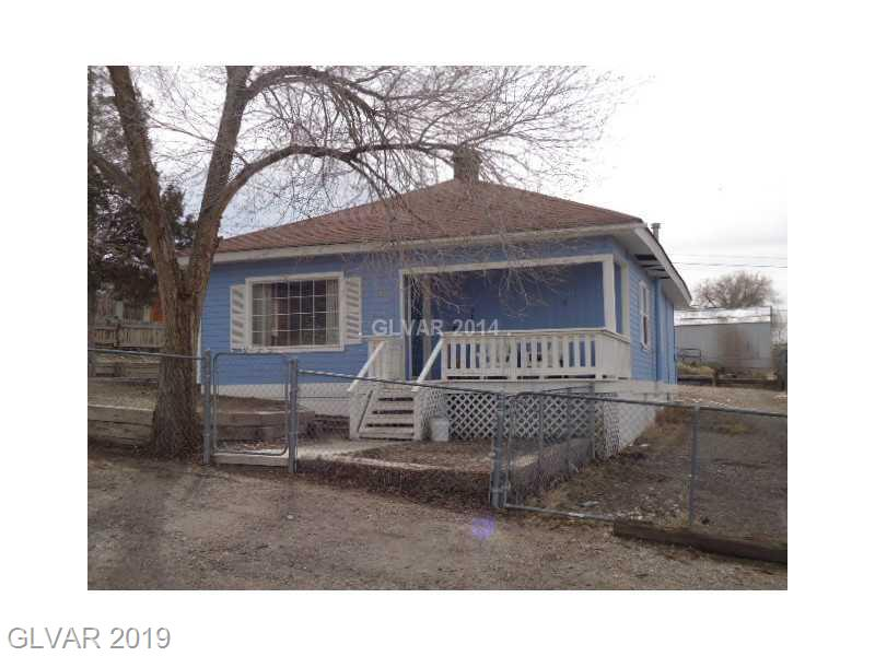 15 AVENUE E, Mc Gill, NV 89318