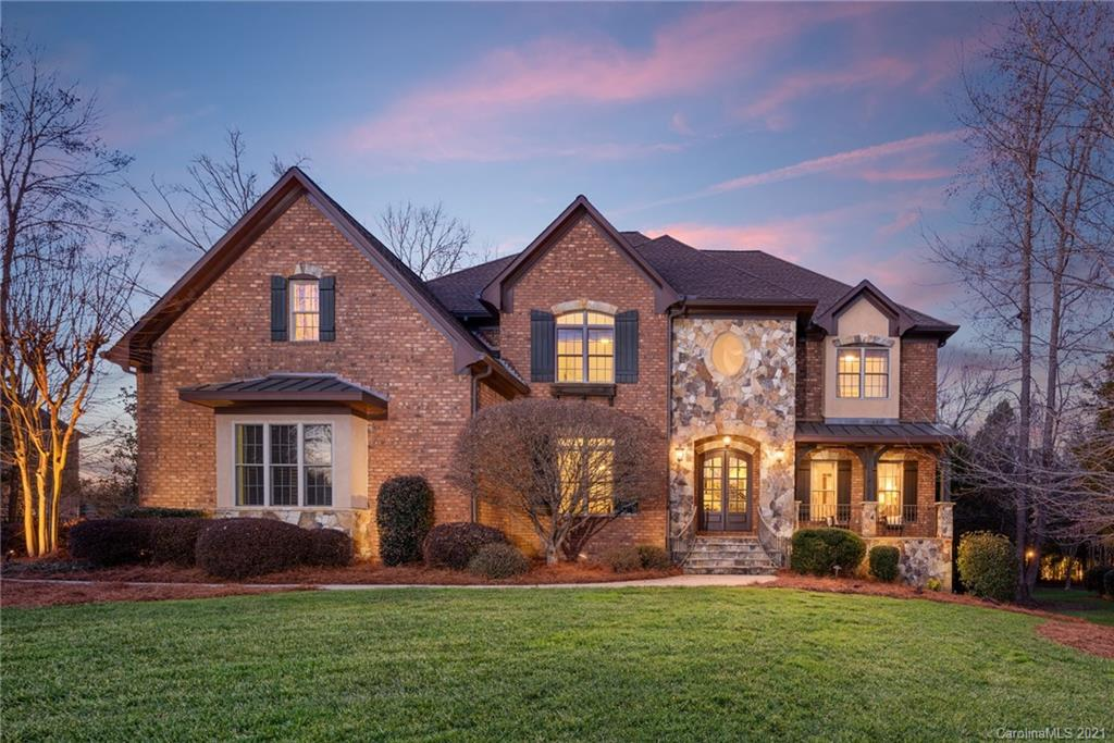 This gorgeous 2 story home with a beautiful finished basement sits on a quiet cul-de-sac in a gated community and has great curb appeal.