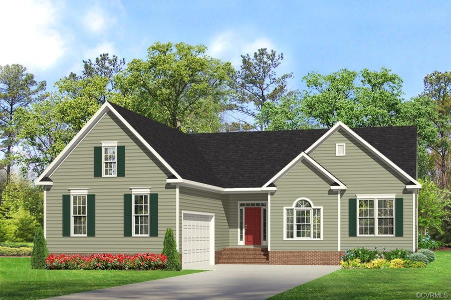 11521 Pine Needles Drive, Providence Forge, VA 23140