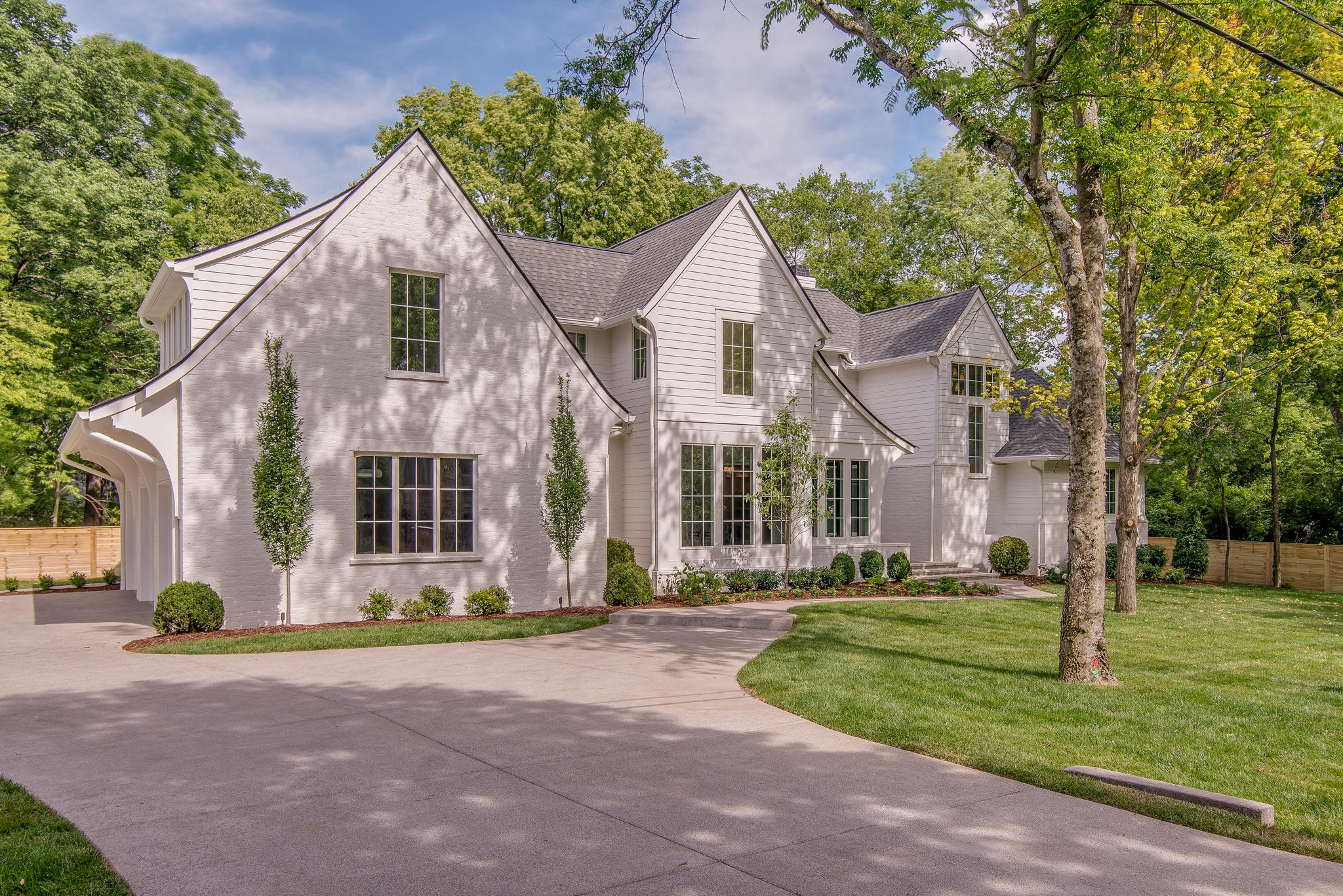 Unparalleled quality of design and construction in the heart of Oak Hill.  Perfectly manicured flat lot, quarter sawn white oak floors throughout, solid brass door hardware, quartz and marble countertops, designer lighting fixtures throughout, beaded frameless inset cabinetry and a list of additional features too long to list.