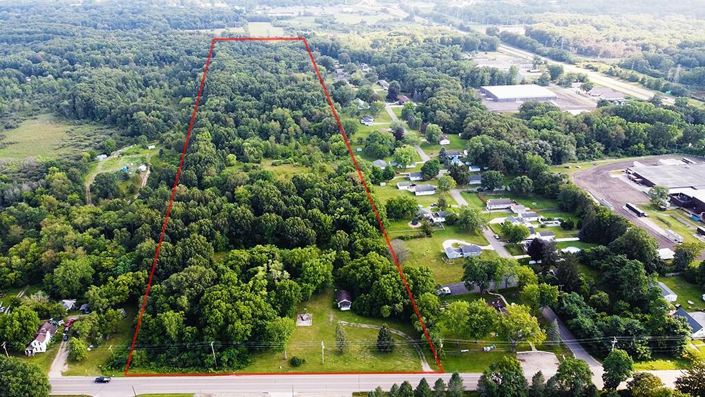 32.5 ACRES IN LEONI TOWNSHIP! This property has potential for a green zone business depending on zoning. Great location for distribution and offers plenty of room for residential or anything else you have in mind. Current use is Other.