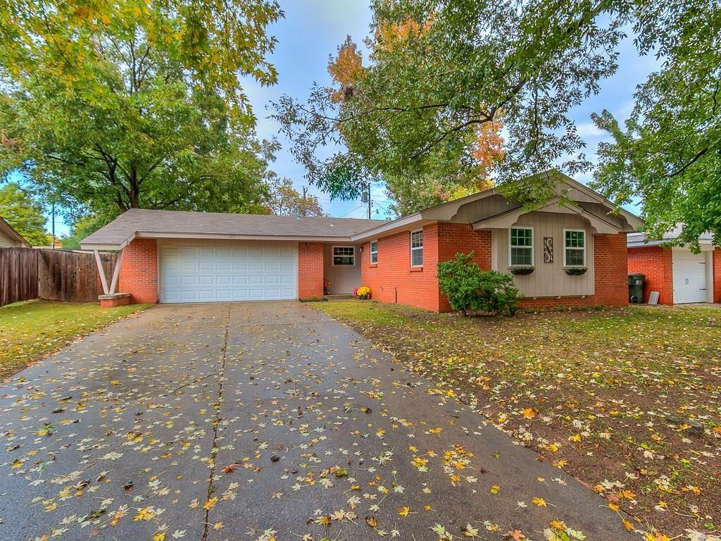 Great 3 bedroom home centrally located near OU's campus and walking distance to Monroe elementary!