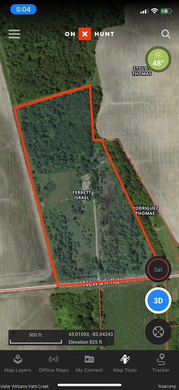 Over 30 Acres of excellent hunting property full of turkeys and whitetail deer. Trails cut through the property and ready for you to enjoy the outdoors, whether it's long walks or ATV riding. Food plots in 2020 drew in many big bucks and dozens of turkeys. 3 Elevated blinds built in 2020, available for sale separately.