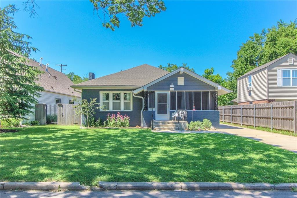 Tastefully & beautifully renovated, meticulously maintained, & on a quiet street in a wonderful neighborhood! 4BR or 3BR + study with upgraded flooring, paint, & neutral colors; split floor plan with open LR/DR, kitchen, 2BR/1BA in front with optional BR/nursery/workout room & MBR/BA in back separated by laundry/mud room; & a screened in porch entry adds 250 sq. ft. of space perfect for entertaining or functional living. Additional  amenities in this like-new home are ample storage throughout; HUGE master closet, bath, & mud room with TONS of built-ins, & heated floors in MBA & mud room! Drink your morning coffee on the back deck in summer; relax in front of the cozy fireplace in winter; watch football with friends on the screened in porch; or walk to Campus Corner & The Mont for dinner. Conveniently located just minutes from downtown Norman, parks, schools, shopping, restaurants, & entertainment & with easy access to all major highways, thoroughfares, & Tinker AFB. Call NOW to see it!