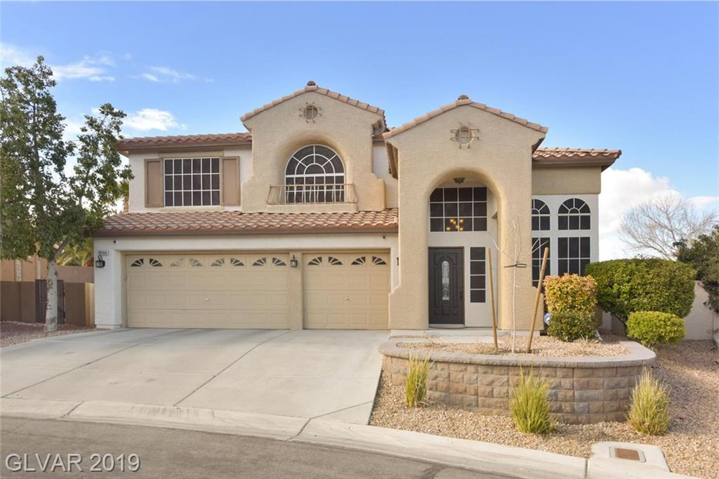 10144 HILL COUNTRY Avenue, Las Vegas, NV 89134