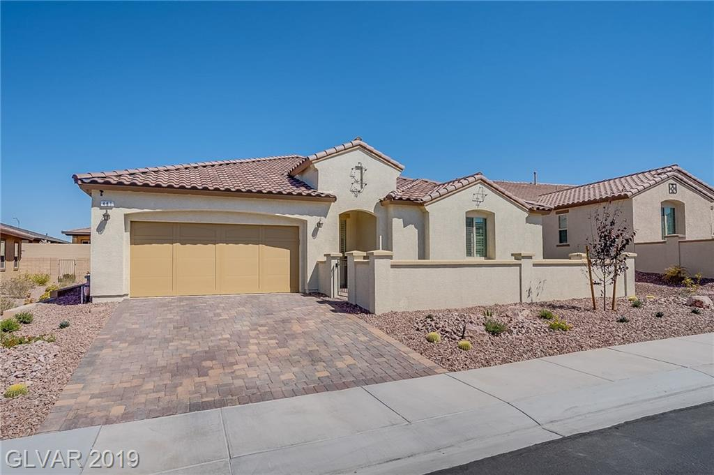Absolutely amazing single story home located in the master plan of Cadence. This highly upgraded home is move in ready and shows like a model. Built in 2018 this is the popular paige model with the added 4th bedroom instead of tandem garage and upgraded walk in shower in master bath. Backyard is fully landscaped w/patio cover. From the minute you walk in you see the details and upgrades that the homeowners have added or built with the home.