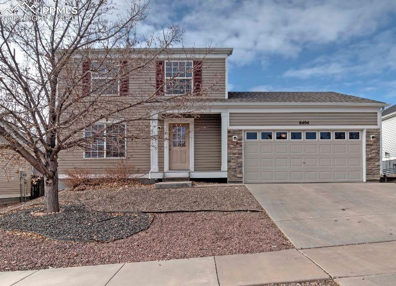 CUTE PULTE HOME LOCATED WITHIN A SHORT DRIVE TO PETERSON AFB AND THE AIR FORCE ACADEMY.  3 BEDROOMS 3 BATH WITH ATTACHED 2 CAR GARAGE! LARGE DECK! NICE SIZED KITCHEN WITH SEPARATE DINING AREA! CENTRAL AIR CONDITIONING! QUICK CLOSING POSSIBLE!