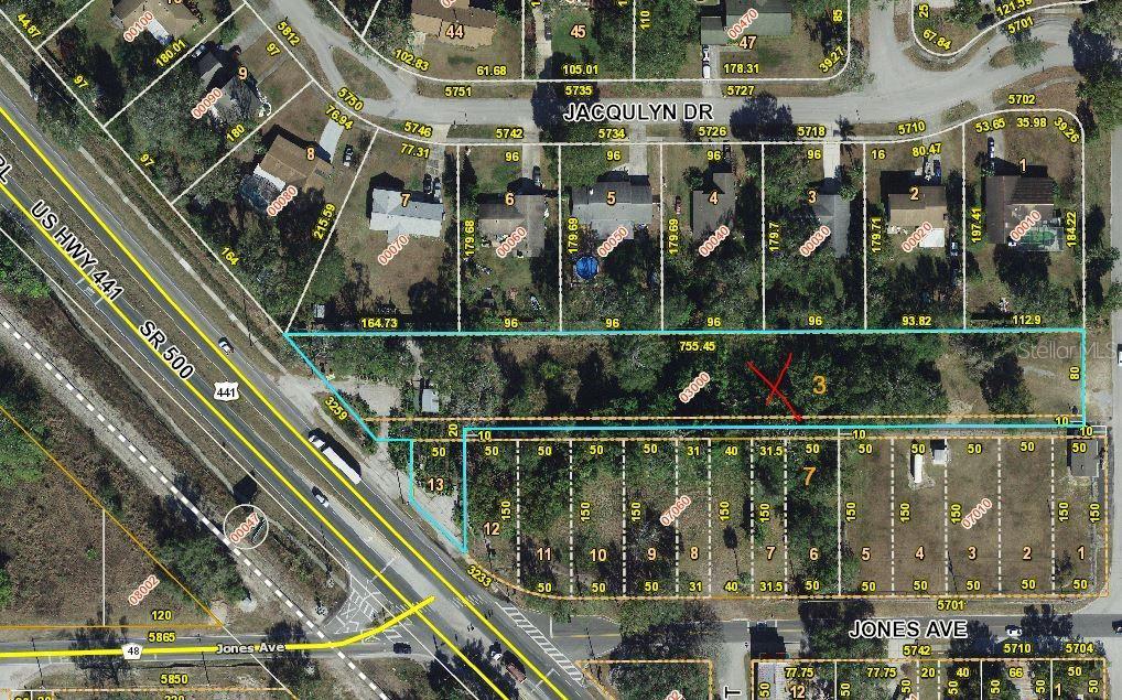 3259 N Orange, Zellwood, FL 32798