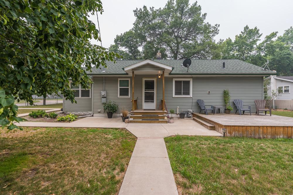 Nice 2 Bedroom, 1 Bath home located on a large corner lot in Brainerd!  Mature trees, decks to enjoy the views. Schedule a tour today!