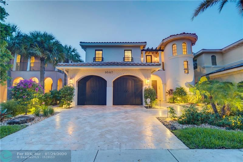 Over $175K In Upgrades!  5 Full Beds, 4 Baths Waterfront Pool Home w/Amazing Tropical Oasis In Your Back Patio Area Which Includes Newer Heated Pool & Spa w/Salt System & Remote System, Artificial Turf Perfect For Low Maintenance, Full Travertine Pavered Patio w/Built-In Grill Area Ideal For Entertaining! Updated Front & Back Landscaping w/Plenty Of Lush Landscaping For Ultimate Privacy! Marble Floors Throughout Main Living Area & Baths, Full Bed & Bath Downstairs, 4 Beds Upstairs Including Separate Bed w/Private Bath Suite, Other 2 Beds w/Jack & Jill Bath, 2 Updated A/C Units, Built-In Wine Bar w/Fridge & Shelving! Huge Master Bed w/Sitting Area & Private Balcony Overlooking Lake & Pool Area! Turnkey Home Awaits You & Your Family! A-Rated Schools! Low Inventory! Won't Last Long!