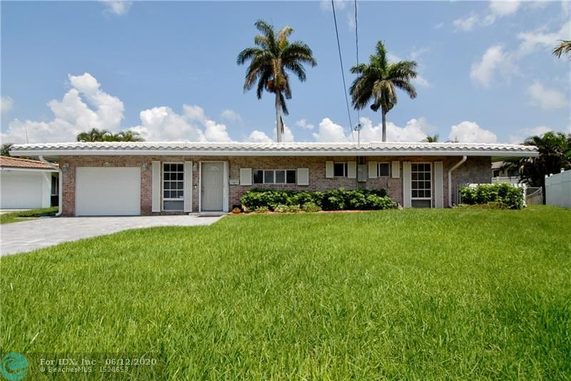 """ABSOLUTELY STUNNING WATERFRONT POINT HOME WITH 134"""" OF SEAWALL AND DOCK.  NOTHING TO DO BUT MOVE IN AND ENJOY.  FEATURING NEW ELECTRICAL PANELS, NEW A/C, NEW IMPACT GARAGE DOOR, NEW KITCHEN PLUS CROWN MOLDING AND KNOCKDOWN CEILING ALL IN 2020.  ALSO ALL NEW APPLIANCES INCLUDING WASHER AND DRYER IN 2020..  IN 2019  DOCK AND SEAWALL REDONE.  TILE ROOF APPROXIMATELY 5 YEARS OLD.  ENJOY WONDERFUL WATER VIEWS ON WIDE CANAL WITH 1 FIXED BRIDGE  THEN OUT TO INTRACOASTAL.   YOUR BUYERS WILL BE IMPRESSED.  EASY TO SHOW BY APPOINTMENT ONLY, THANK YOU"""
