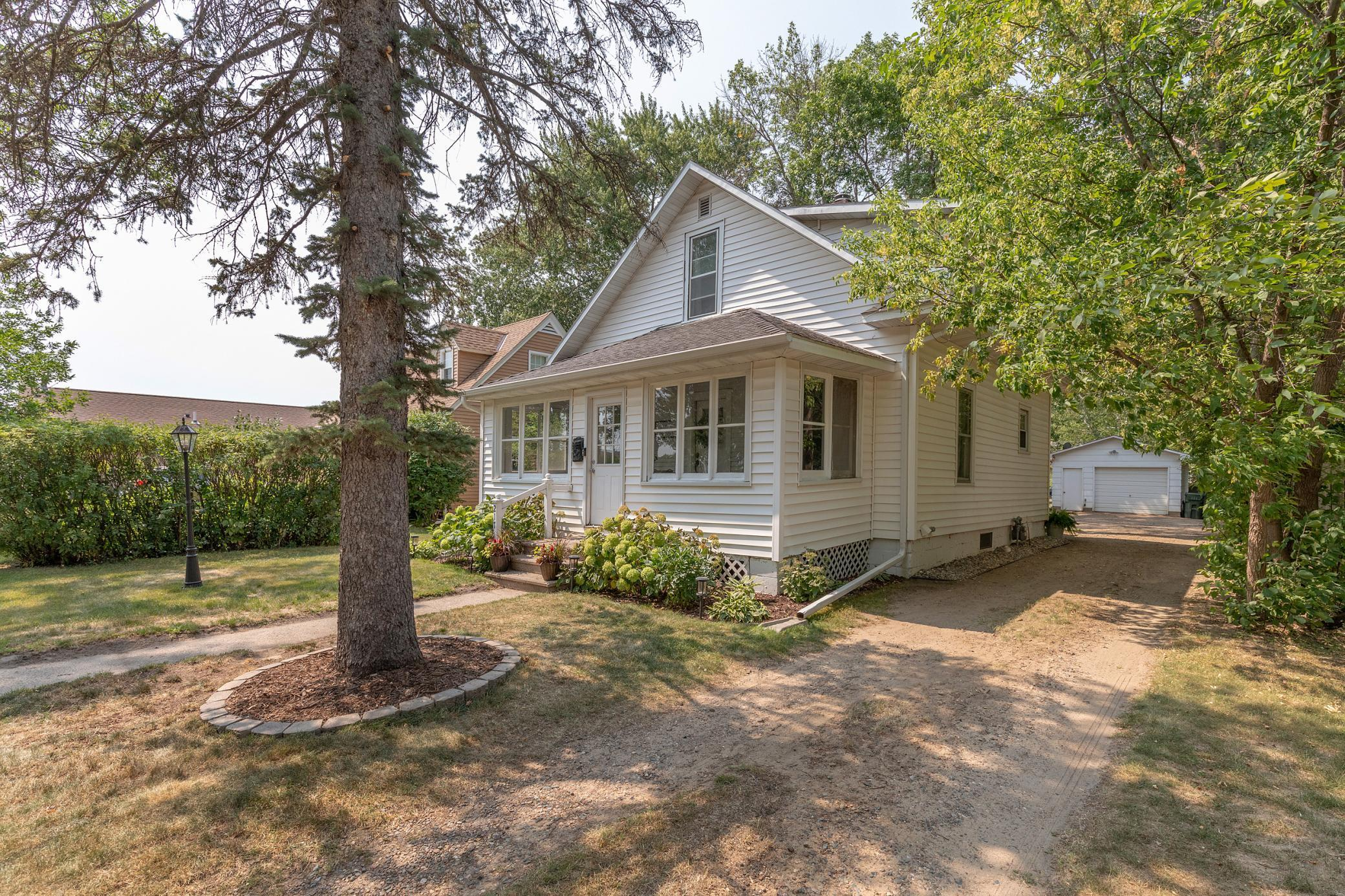 Step into North Brainerd character along with some fantastic features like a new furnace, new AC, newer water heater, tall ceilings, updated paint colors throughout. Enjoy the private backyard, three season porch, and loads of storage in the basement! All you need to do is move in!