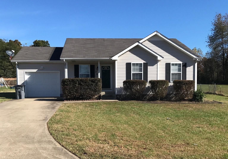 265 Golden Pond Ave, Oak Grove, KY 42262