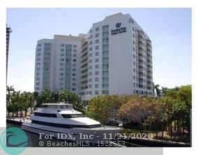 Luxury suite Condo/Hotel! Beautiful 1 bedroom 1 bath suite is truly a turn key income producing unit and beach getaway for yourself. Hilton will do ALL the work renting your unit or you can manage it yourself. Ideal location on the intracoastal, next to the luxurious Galleria Mall, Restaurants and most importantly only a short walk to the beach.   Fitness center, business center, heated pool, valet parking, Cafe's, restaurants with waterfront dining. Electricity, cable, internet, water, all included. GREAT PRICE for high floor condo!      Fabulous Condo Hotel Unit located directly on the Intracoastal Waterway 2 blocks from the beach and 2 blocks from the Galleria Mall. Great rental program managed by Hilton