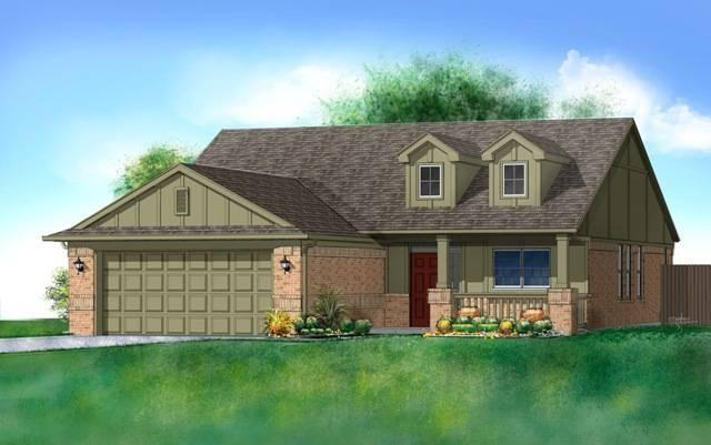 This brand new 3 bedroom home offers an open living/dining layout with an indoor utility room and outdoor covered patio. The kitchen features stainless steel appliances microwave, gas cook range, tile backsplash, and quartz countertops. The guest bathroom has 2 entries for easier access from anywhere in the home. The home boasts an energy-efficient HERS score of 65, which guarantees low heating and cooling costs all year long! Scheduled to be move-in ready in July 2020!