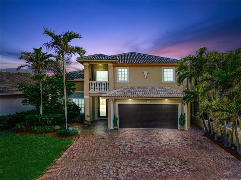 Vacation every day just steps from Ft. Lauderdale Beach. Quintessential beach house located just off A1A Soaring ceilings as you enter. Chefs kitchen, large island, wood cabinets & granite counters. Downstairs master. Marble and wood flooring throughout. Private backyard oasis w/ pergola, heated pool & jacuzzi, tiki hut. NO HOA. Current vacation rental w/ bookings thru Feb 2022, or move in & enjoy all to yourself! BEST location for Air & Sea Show, easy access to dining, shops, Las Olas & Downtown.