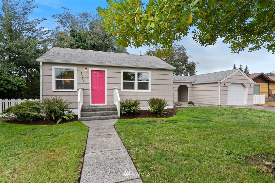 Superb Value w This Charming Well Kept Home In A Quiet Neighborhood In Upper Manette! Nestled On The Best Lot w Tons Of Privacy & Room To Garden, BBQ or Play! New Hard Surface Flooring Welcomes You To Fresh Paint, New Carpet & Bright Living Spaces. Ample Cabinetry In The Kitchen w Appliances Included. 2 Bedrooms 1.5 Bathrooms w A Laundry Room & Unfinished Basement. Single Car Garage w Covered Breezeway To The House Making This A Perfect Choice! Hurry Don't Wait!