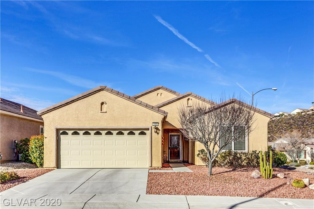 Fabulous, move-in ready, 3 BD, 2BA (1768 sq. ft) Franklin model that shows like a model inside & out. Situated on an oversized, elevated corner lot with views from all sides. Home is located on a quiet, interior street with great curb appeal. Includes custom iron gate & door, new interior & exterior paint, new wood flooring & custom shutters. Open great room adjoins formal & informal dining areas. Lots of garage shelving & water treatment system.