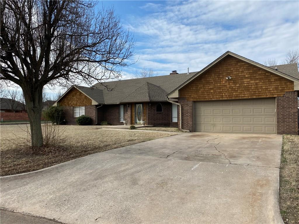 ATTENTION INVESTORS, REMODELERS or home owners that want one to update.  This property is ready for you to get started.  HVAC, HWT and garage door opener are all new in 2017.  Property has been recently treated for termites. HVAC was flipped overhead when replaced.  CORNER LOT!   PROPERTY SOLD AS IS. Buyer to verify schools. Listing agent is related to property owner.