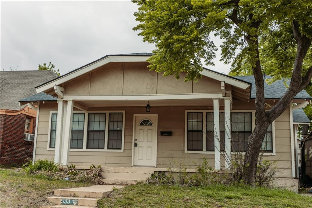This cozy house has a fresh coat of paint, carpet, and a brand new roof. Located in the heart of OKC and within walking distance to the Paseo district. Make this property your own by putting your own personal touches and updates on this home. Owner financing available. Buyer to verify schools, etc.