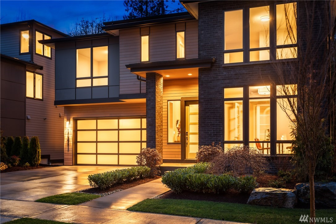 Striking Burnstead Custom. Open foyer and formal den off the entry lead to an expansive great room beyond. Large dining transitions to light filled living room with 10-foot ceilings, expansive windows walls and deck overlooking private greenbelt back yard. Chefs kitchen features KitchenAid appliances, double oven, custom cabinetry. Greenbelt view master retreat highlighted by spa like bath with freestanding soaking tub and walk in shower. Dramatic bonus loft and award winning schools top it off!