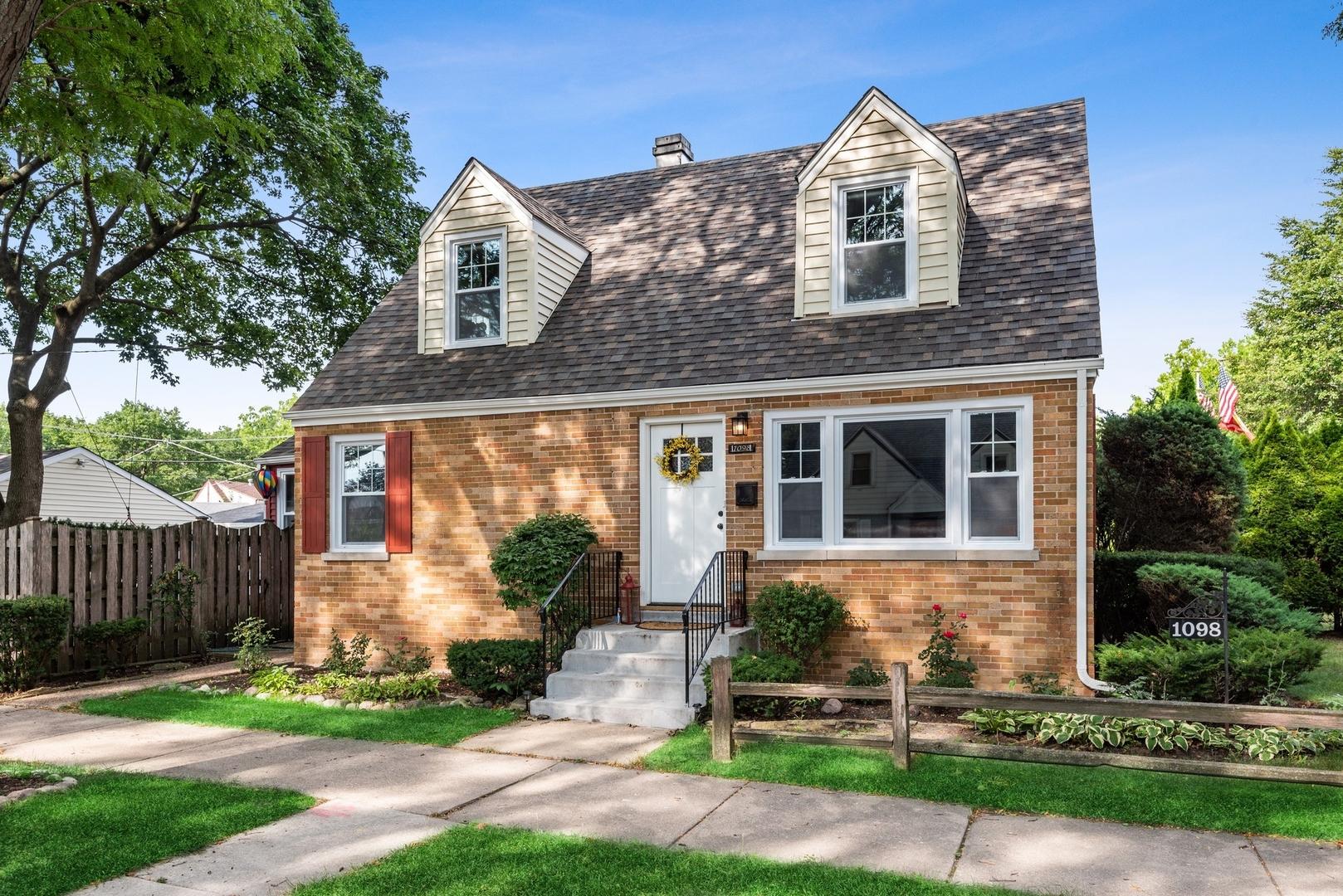 1098 Fowler Avenue, Evanston, IL 60202