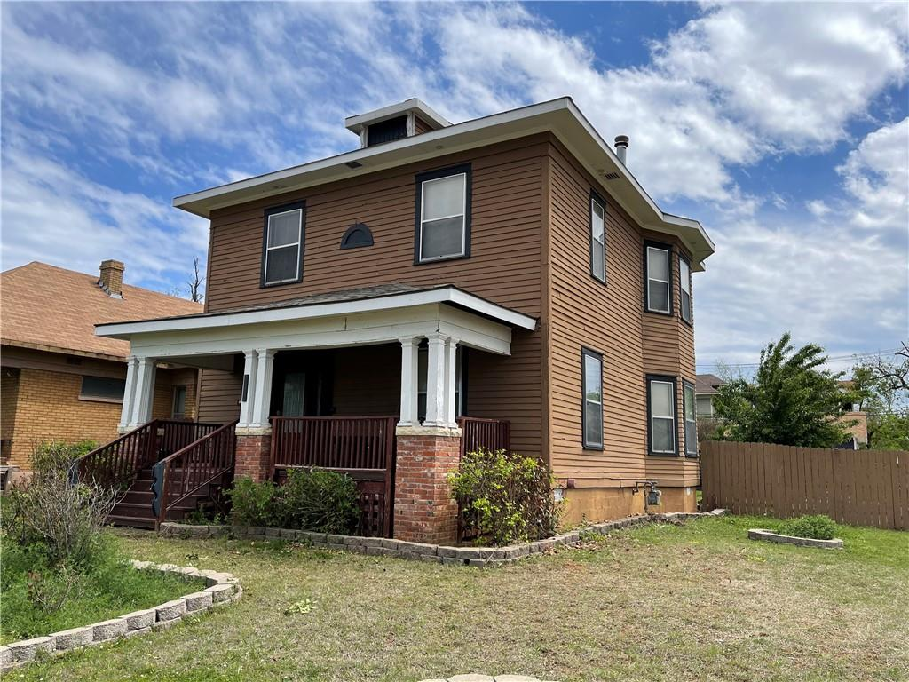 Great Rehab opportunity in Mesta Park!! Updated Heat/Air and electric panel. Being sold as is and cash only.