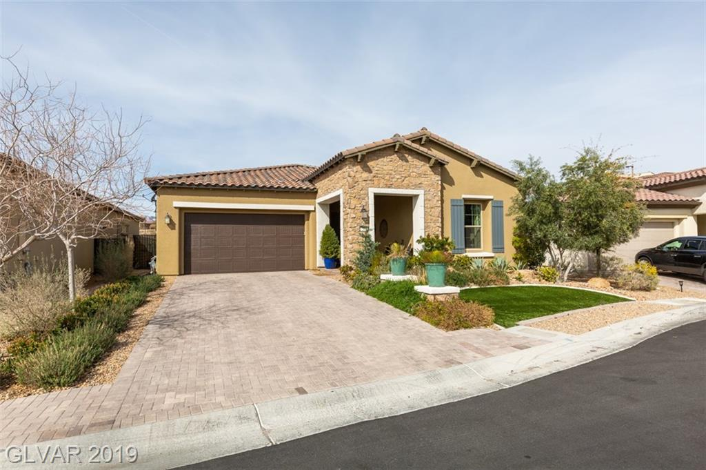 205 CASTELLARI Drive, Las Vegas, NV 89138