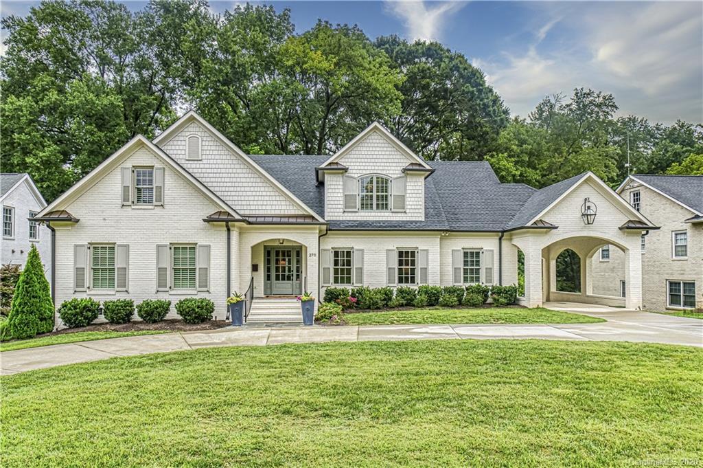 2711 Rothwood Drive, Charlotte, NC 28211