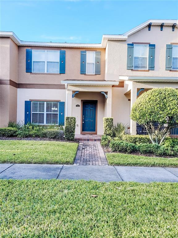 You've been waiting for another 2 Bedroom, 2.5 bath Townhome in the well sought out Lake Nona area to be listed and here it is, just in time before the holidays. When you purchase this well-maintained, move-in ready home, with a two car garage, you will have zero worries with the low-maintenance Florida living this home provides. You will enjoy an open floor plan, coupled with a private patio area, well suited for all of your family and friend get togethers. Luckily, the washer and dryer along with the other stainless steel appliances are conveying with the property. The community features are a wonderful addition, including a playground for the children, a community pool and a basketball court. With an affordable HOA fee of $225.00 a month covering all exterior maintenance, lawn service and the community amenities, you're all set. Within this community, you'll love where you live, especially being close to the Orlando International Airport, Medical City, shopping, and dining all easily accessible to state roads 417 and 528. Be sure to schedule your showings and get your offers ready! The home has been professionally cleaned and COVID sanitized.