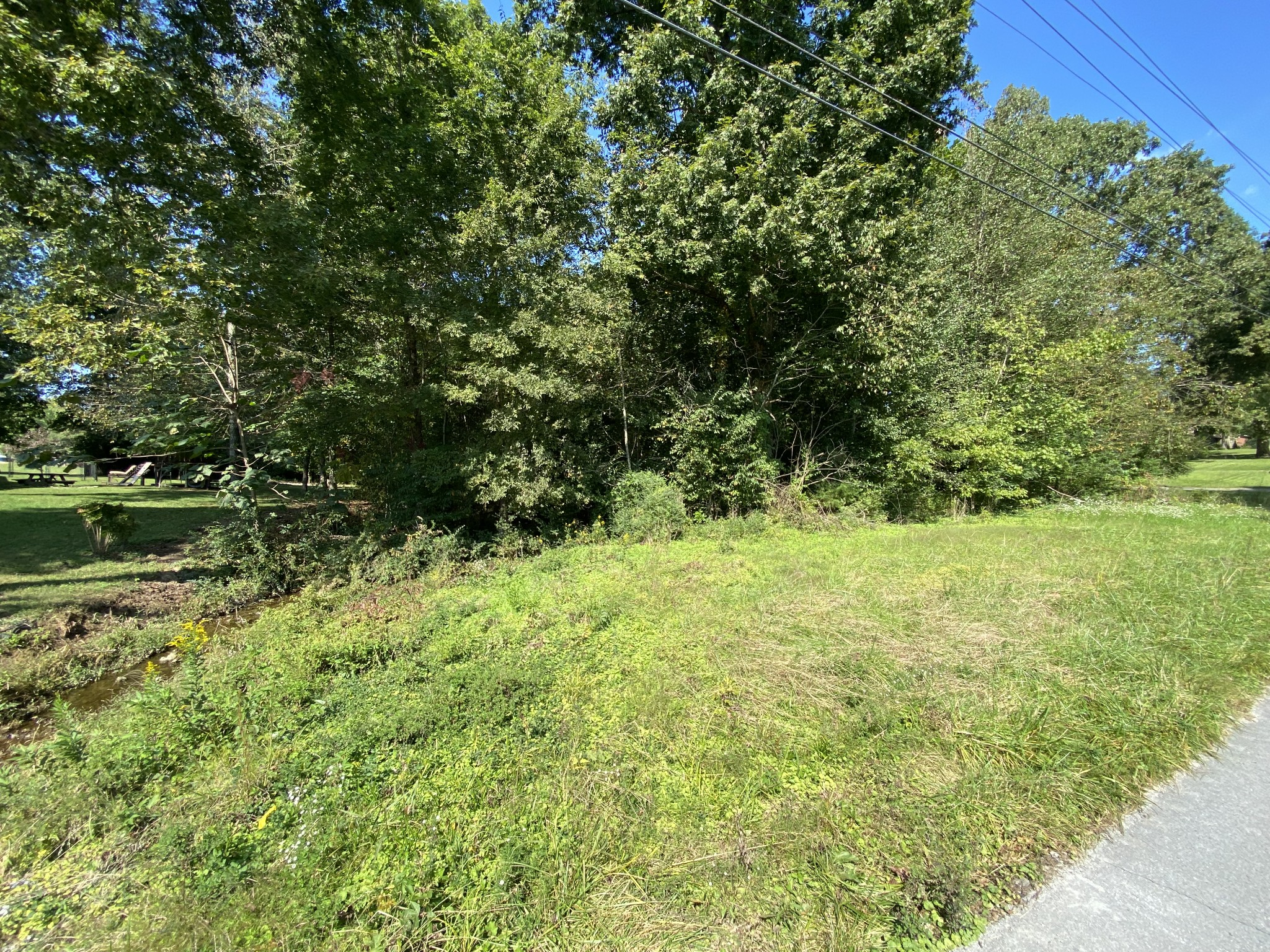 Beautiful building lot with mature trees in Lake Tullahoma Estates. Creek runs along the side of the property. This lot backs up to the Lakewood golf course. It is convenient to all Tullahoma has to offer and in a well established neighborhood. Water and power available at the road
