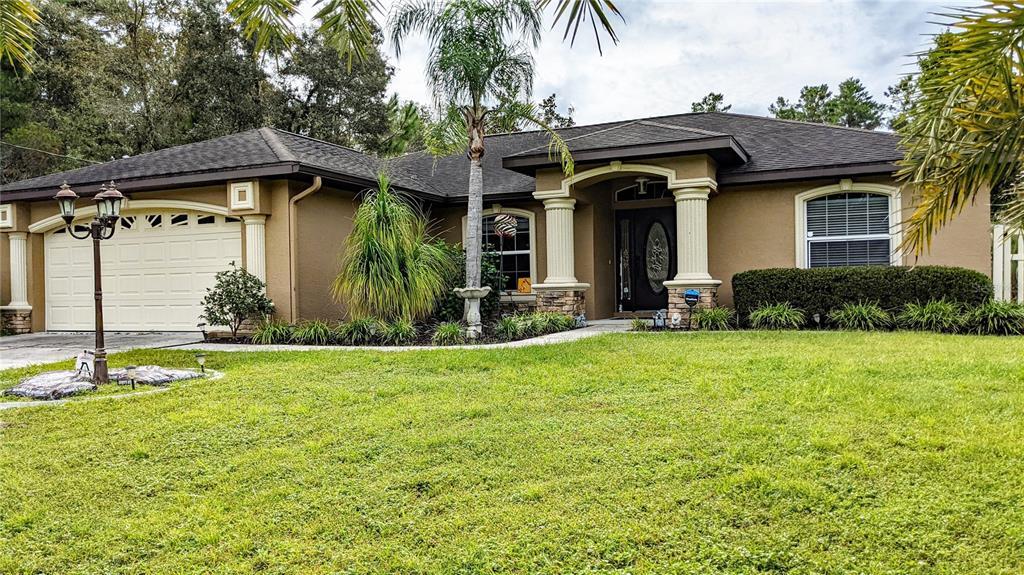 3340 W Eldridge Drive, Citrus Springs, FL 34433