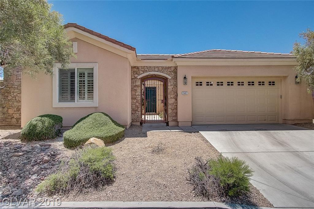 One story gem in Anthem Highlands featuring 2661 sq.ft of living space on a 13,504 sq ft corner lot! 4B/2.5BA/2G home with open layout and upgrades galore!Plantation shutters throughout;Crown molding;reverse osmosis;under/over kitchen cabinet lighting;Custom security gate to courtyard;granite counter-tops;separate laundry room;recessed lighting; backyard oasis w gazebo & fire pit;fruit trees;custom paint,a/c unit....etc.Must see,too much to list!
