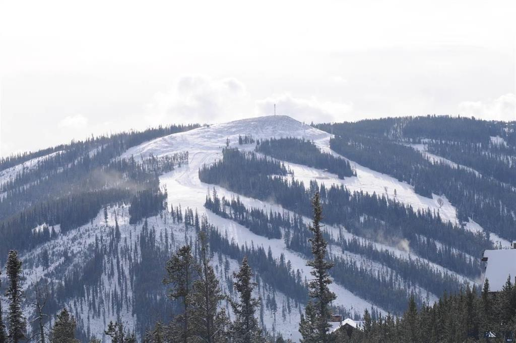 1.59 acre lot in the Upper Cascade Subdivision at Big Sky Resort