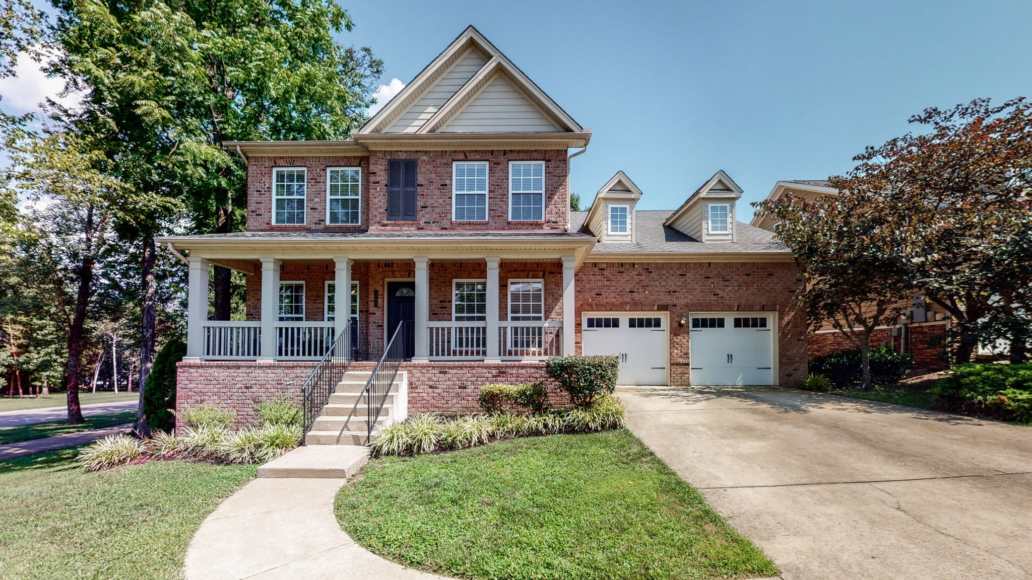 Mature Trees, Fresh Paint, Granite, Hardwoods, Tile in wet areas, Newer carpet, Irrigation System, Oversized garage, Community Pool, pavilion, parks, multiple walking trails and playgrounds.