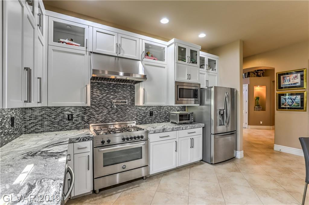 THE FINEST GEMS FOUND IN THIS JEWEL! SO MANY UPGRADES-OVER $100,000 IN IMPROVEMENTS!  FRENCH DRS TO COVERED PATIO, ENTRY FOYER, NEW KITCHEN GRANITE, CABS W/ SOFT CLOSE, ROLL OUTS, STAINLESS APPLS,BERTAZZONI GAS RANGE/OVEN, POT FILLER, ALL INTERIOR DOORS RAISED TO 8 FT, REMODELED BATHS, PEACEFUL BACKYARD SETTING-EXTRA LUSH LANDSCAPE, WIRED SURROUND SND,NEST CAMERAS/THERMOSTATS, INCREDIBLE OPPORTUNITY TO BUY MOVE IN CONDITION & ENJOY LIFE!