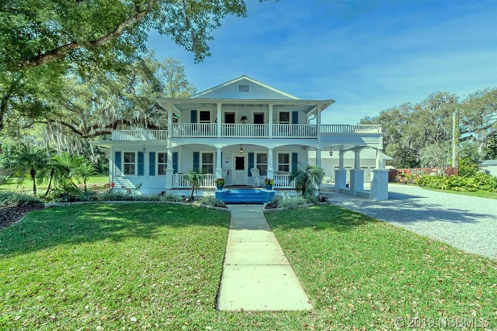 622 Faulkner Street, New Smyrna Beach, FL 32168