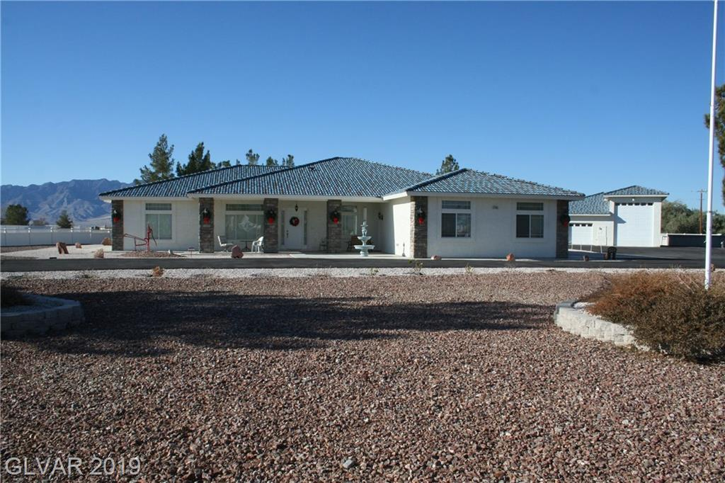 2440 S Zephyr Avenue, Pahrump, NV 89048