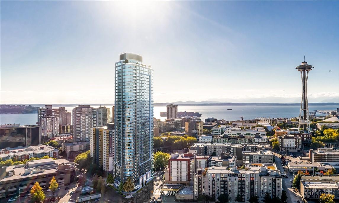 600 Wall Street 2608, Seattle, WA 98121