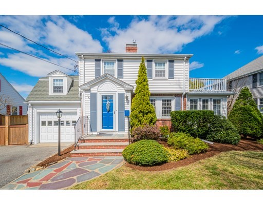 A rare offering in the desirable Kelwyn Manor, only a short stroll to the peaceful shores of Spy Pond, Hardy ES, and Capitol Square, this meticulous, beautifully updated Colonial is the perfect place to call home. A brand-new gas fireplace creates a cozy atmosphere in the freshly painted formal living room. A French door opens to the adjoining sunroom with walls of windows. The stunning, open concept kitchen has granite countertops, a large breakfast bar island, and SS appliances including the Viking gas cooktop and a brand new refrigerator. French doors open to the delightful cedar-paneled sunroom and fully fenced backyard beyond with a patio and storage shed. Relax in the huge master suite with double skylights, a vaulted ceiling, transom windows and spa bathroom with an oversized tiled shower, jacuzzi tub, and a granite-topped vanity. More space awaits in the semi-finished basement with a recreation and bonus room. Easy access to Route 2, Alewife Station and Minuteman Bike Path.