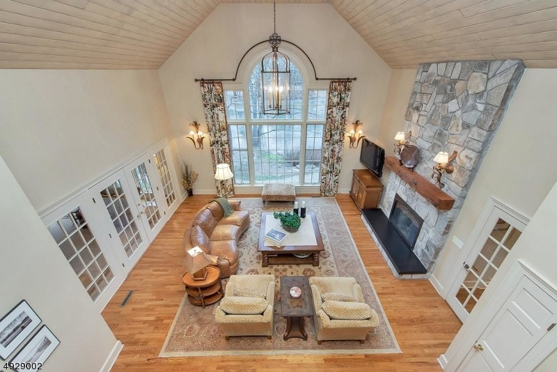 Elegant &  custom-built French Normandy home w/ soaring ceilings. Set on 0.77 acre. Prime Northside property w/ panoramic views of Mallard Pond. Rare opportunity to own water view property in Summit! Major 2-story addition/ renovation of home in 2005 including kitchen, sitting room & BR #2. Circular & formal front staircase. Expansive kitchen w/  center island, high-end SS appliances, wet bar, pantry, breakfast area & sitting room all w/ pond views. Great room w/ cove ceiling, gas fireplace & French doors to office. First floor laundry & mud room w/ access to 3-car garage. Alternative MBR suite on 2nd floor w/ 3 additional BR's. Fully finished lower level w/ wet bar, recreation room, exercise room, play room, game room & abundant storage. Tax appeal in process. 2020 taxes est. to be $43,500.
