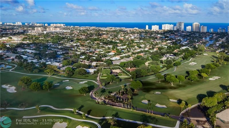 Imagine living at the epicenter of East Fort Lauderdale's Coral Ridge Country Club community in a stunning mid-century architect's estate situated on a prime lot with sweeping views of the newly completed Robert Trent Jones, Jr designed Coral Ridge CC Championship 18. Your dream is ready to become a reality at 2500 NE 40th street. With over 1/2 an acre, this amazing opportunity will be snapped up quickly, so contact us today for a private showing.