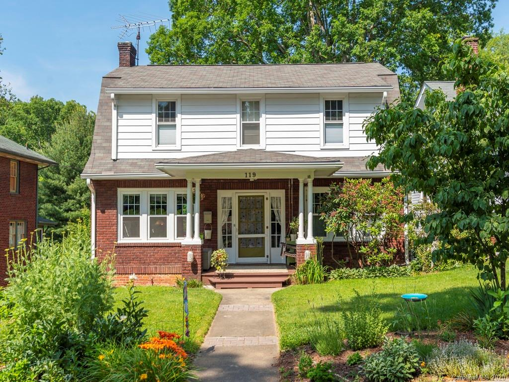 119 Forest Hill Drive Lots 3 and 5, Asheville, NC 28803