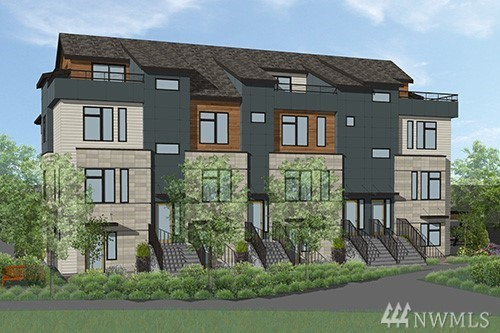 Taylor Morrison Homes is proud to present the inviting, open concept E16 plan, offering 1,519 sf w/3 bdrms (master and add. ensuite bdrm. upstairs, 3 baths & 1-car garage. Bdrm. on the ground level w/adjacent full bath is ideal office or guest room.Contemporary exterior & lux finishes, incl. Quartz counters + hardwood on main level. Covered deck ideal for entertaining! Location, walkability & no maintenance... that's Westridge at Issaquah Highlands! Move-in ready!!