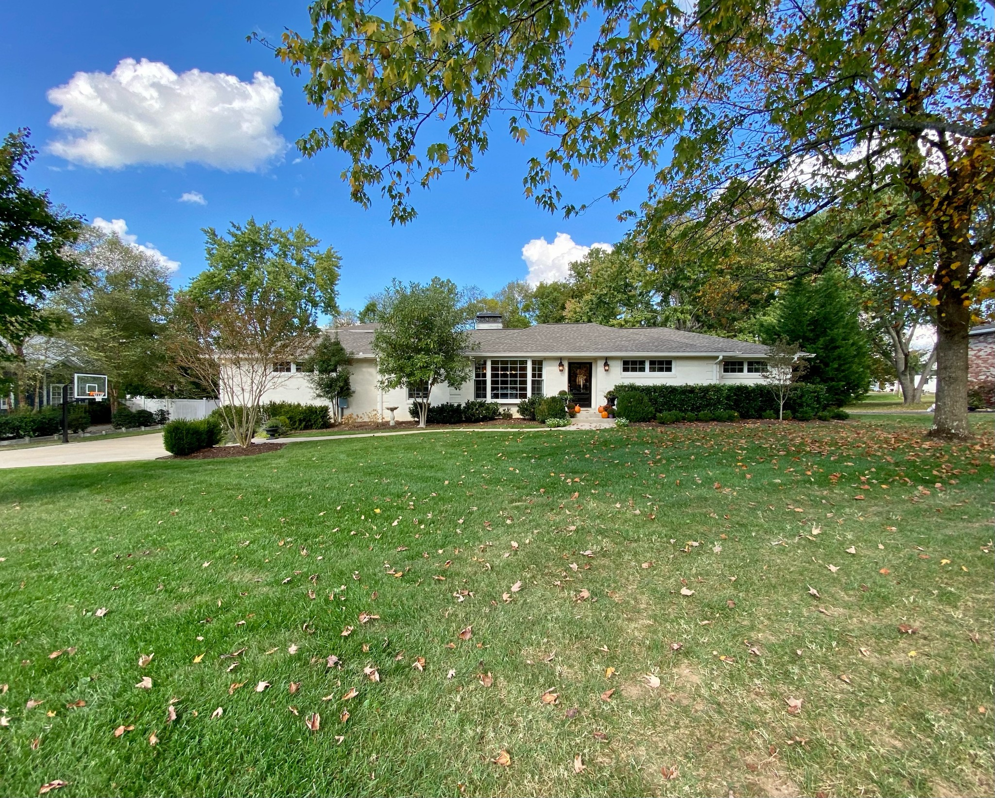A home unlike anything you have seen in Meadowlake! Meticulous attention to detail! All baths have heated floors! Gourmet kitchen with stainless and granite counters! Heated, saltwater pool w/ diving board! Extensive hardwoods throughout the entire home! 2 fireplaces! Separate living quarters make for an amazing teen suite or additional main level bonus room with kitchenette! Huge 4 car garage! Perfectly flat and private lot with plenty of room beyond the pool for yard activities! Stone fire pit