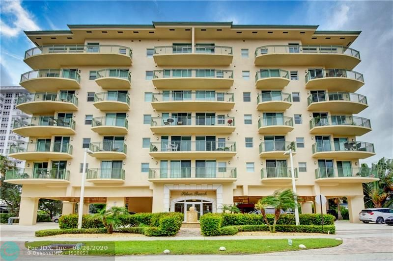 Large corner unit just steps from the beach in highly sought after Silver Beach.  This modern open floor plan has bamboo and tile floors throughout, new stainless steel appliances, granite counters, and hurricane impact floor to ceiling glass.  3 balconies and walk in closet.  Extra storage space.   Luxurious master bath with a separate shower, spa tub and double sink vanity.  AC installed 2012.  Located in a quality newer (2004) pet friendly boutique building only 1/2 block from the beach. The best value in the area!  Full size washer and dryer inside the unit.  Parking space#15