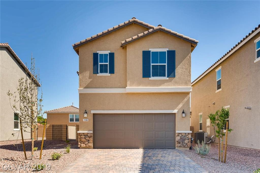 Brand new KB Home in the Beautiful Gated neighborhood of Bellazo in the SW area / 3 bedrooms Plus a loft / Granite Countertops / Stainless Steel appliances / Energy Star Rated home / Great Cul-de-sac Lot / Finished and ready to go